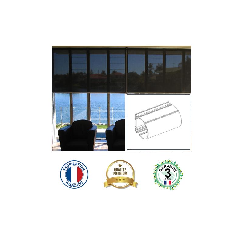 Store enrouleur Scren Solaire avec coffre - Qualité PREMIUM - Fabrication française